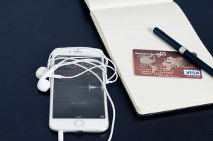 iPhone a platební karta